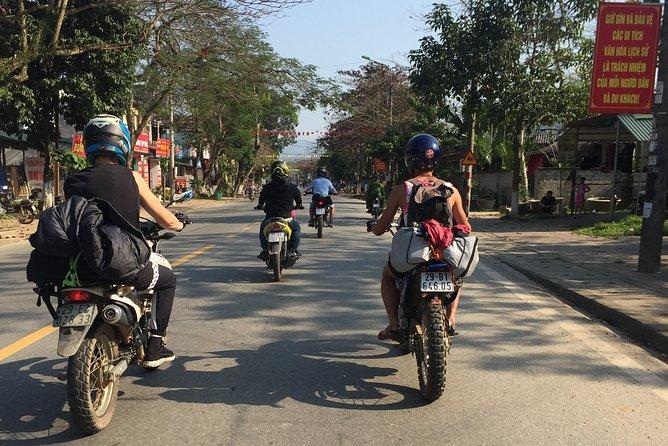 The Off Road Dirt Bike Ha Giang Adventure