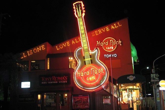 Trip to Hard Rock Cafe Tokyo Roppongi