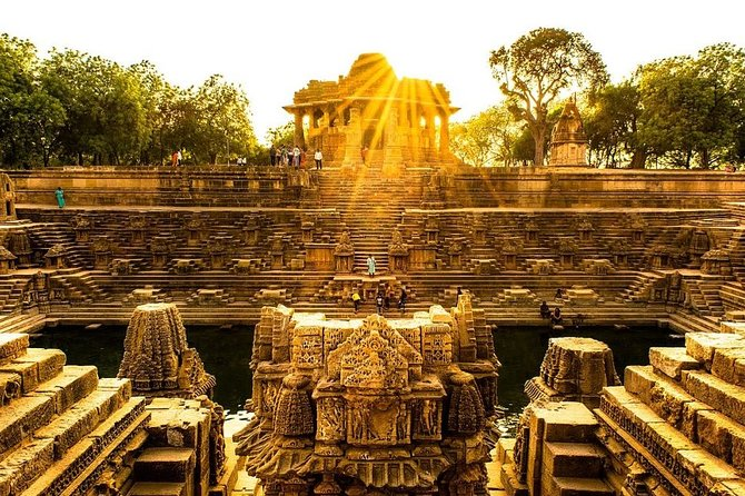 World Heritage Stepwell Special tour from Ahmedabad