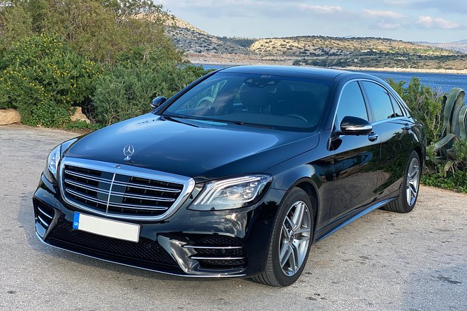Private Transfer from Kranidi to Athens in Luxury Vehicle