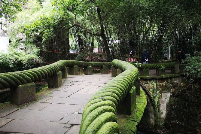 Chongqing Half Day Morning Private Tour including Eling Park & Chongqing Museum