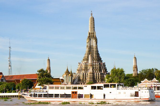 Bangkok: Ancient Temples of Ayutthaya, River Cruise with Lunch