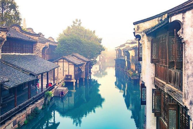 Wuzhen Water Town Combo Ticket (Dongzha & Xizha) with Hotel for 2 PAX