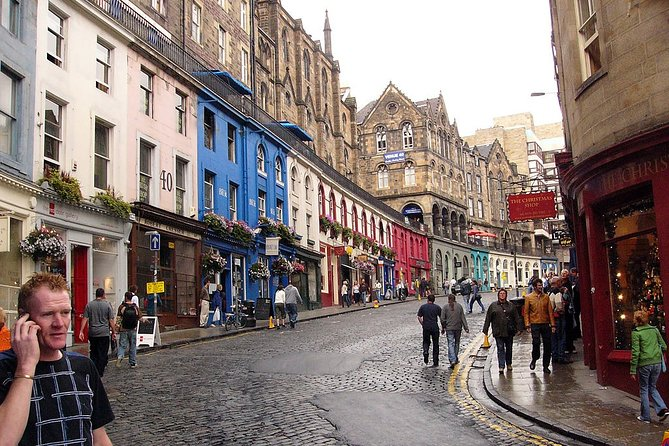 Harry Potter's Edinburgh (With NEW Socially Distancing)