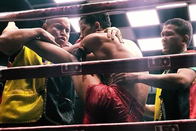 Authentic Muay Thai Show Ticket At Lumpinee Boxing Stadium