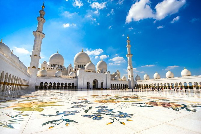 Abu Dhabi City Tour with entry to Louvre Museum & Qasr Al Watan Palace