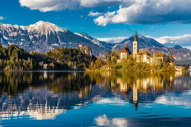 Private Ljubljana & Lake Bled Tour from Zagreb
