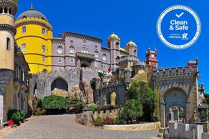 Small Groups Sintra-Queluz-Cabo da Roca-Cascais and Lisbon's Portuguese Riviera