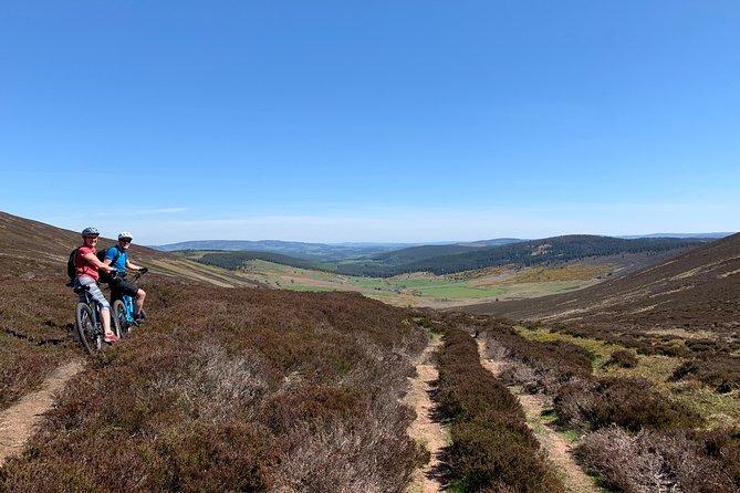 Mountain Bike Aberdeenshire : Moor and Glen Ride