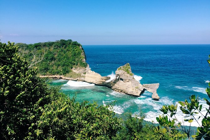 East and West Parts of Nusa Penida Island - Popular Land Tour in One Day