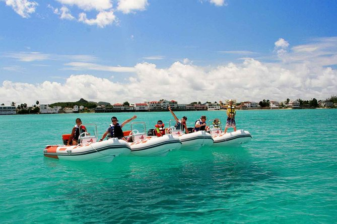 Guided Boat Tour of St Maarten