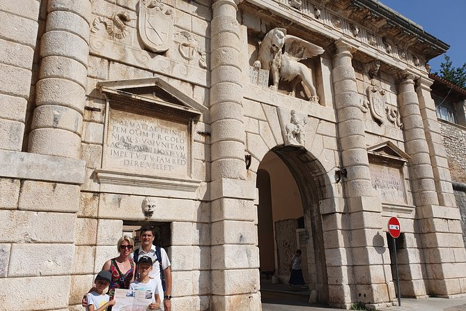 Zadar treasure hunt