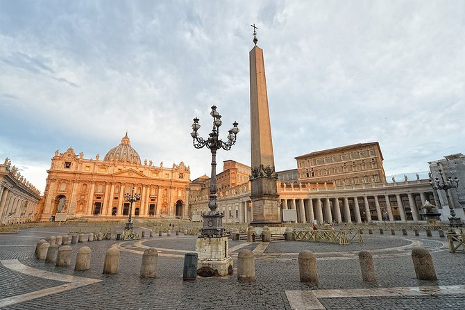 Self-guided Virtual Tour of St. Peter's Basilica: The Holiest Site of Rome