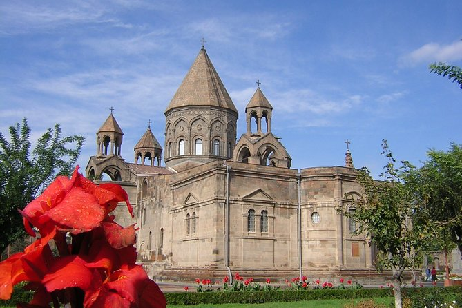 Private tour to: Sardarapat, Echmiadzin churches and Zvartnots temple