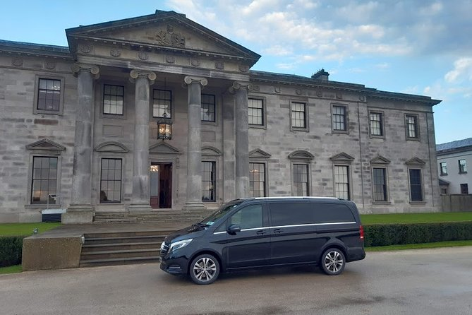 Ballyfin Demesne To Shannon Airport SNN Private Chauffeur Transfer