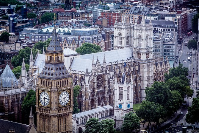 Private Tour, Entry to Westminster Abbey and London Highlights