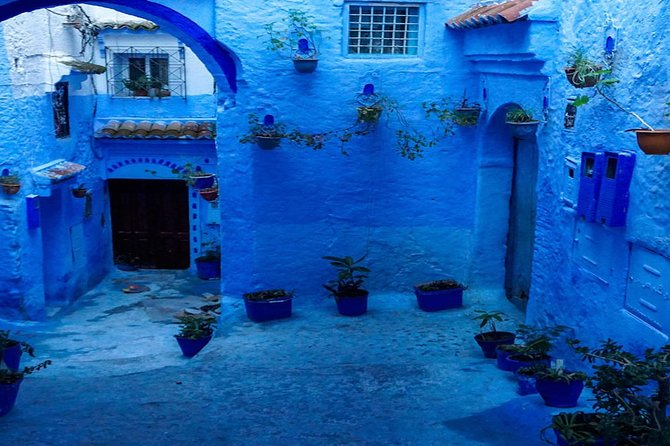 fez to chefchaouen shared day trip
