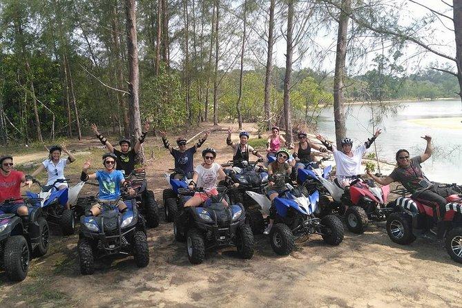 ATV Ride in Cherating