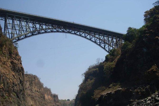 The Victoria Falls Bicycle Safari
