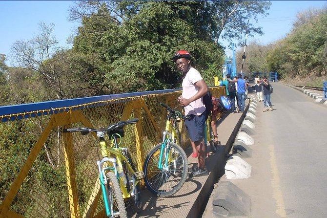 Full Day Bike Rental in Livingstone