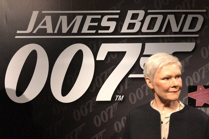 007 James Bond's London Private Half Day Tour