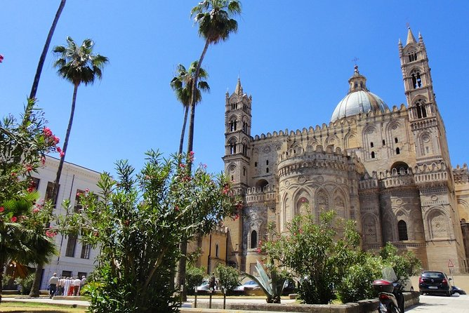 Private Transfer from Erice to Palermo (PMO) Airport