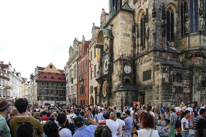 Jewish Quarter and Old Town Prague