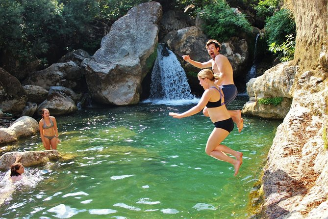 Waterfalls and Springs of Walnut Valley