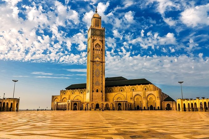 8 Day Morocco Imperial Cities Tour from Casablanca