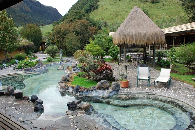 Private Papallacta Thermal Baths from Quito