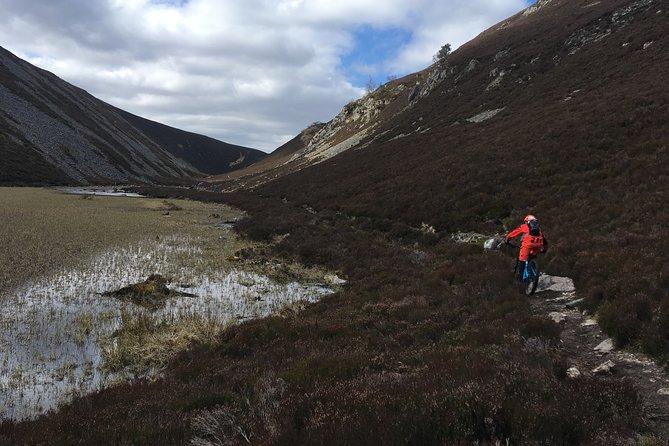 Mountain Bike Aberdeenshire : Big Munro Ride
