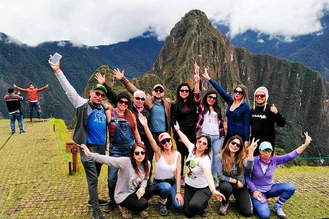 Guided Service in Machu Picchu - GROUP SHARED: 12 to 14 people
