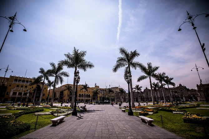 Panoramic City Tour of Lima