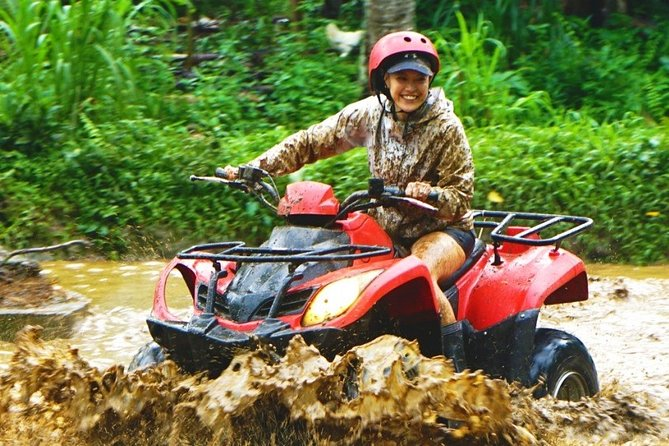 Bali ATV Quad Bike and Snorkeling at Blue Lagoon Tanjung Jepun Combination Tour