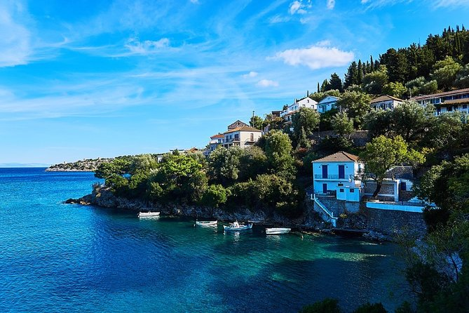Ithaca Island Full-Day Private Tour with Pickup