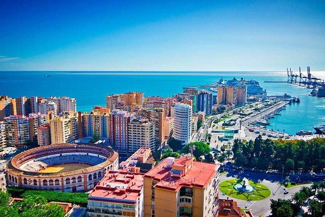 Malaga Shore Excursion: Small-group scenic & walking tour