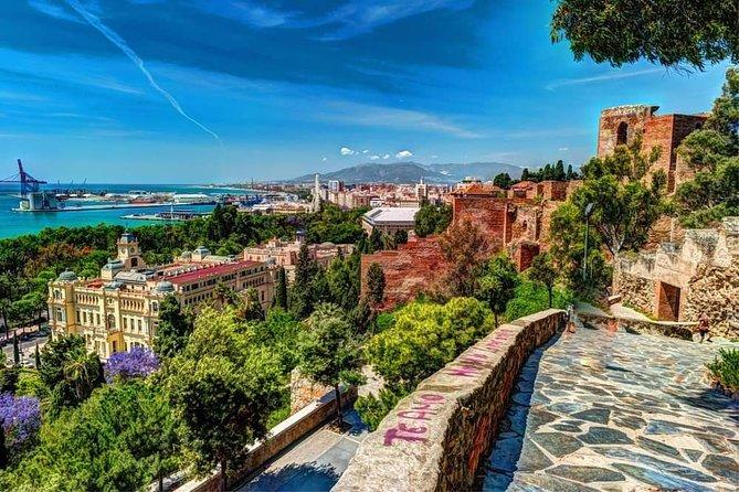 Malaga Shore Excursion: Small group walking & scenic tour