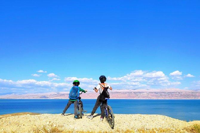 Dead Sea secret Bike tour