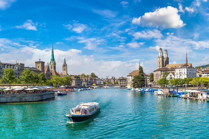 Highlights of Zurich City (Private Tour)