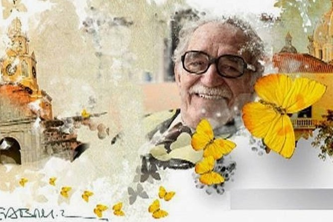 Gabriel García Márquez Cartagena Tour