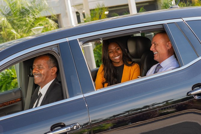 Airport to Hotel Jacksonville Private Transfer