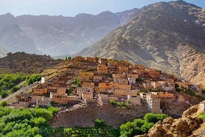 Atlas Mountains and Three Valleys & Waterfalls Guided Day Tour from Marrakech