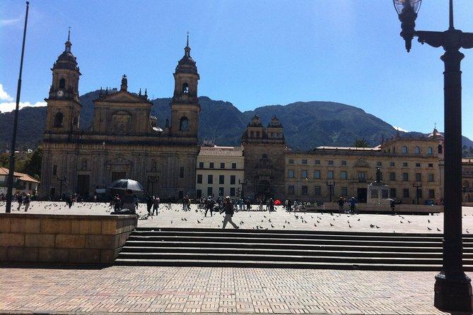 Visit Bogotá historical center