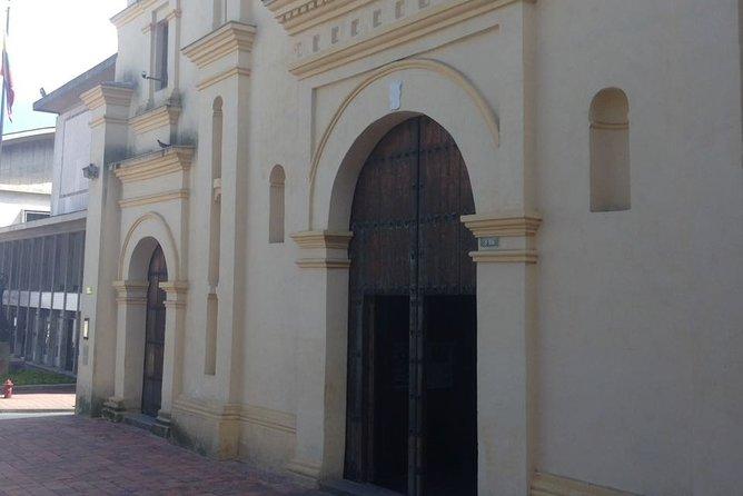 Historic Center Bogotá with Monserrate