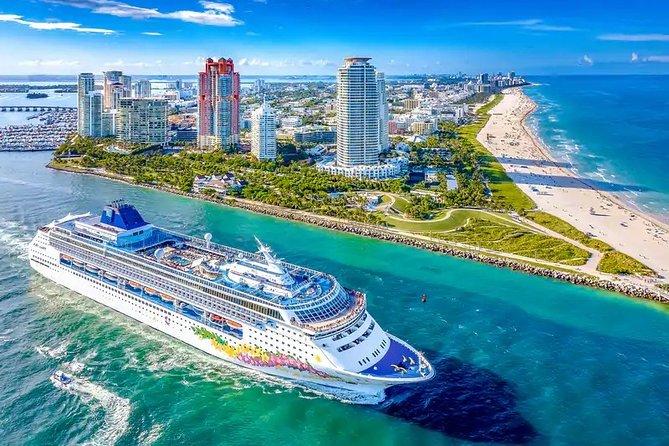 Miami Colors Option 2- Multi-day Tours & Transportation