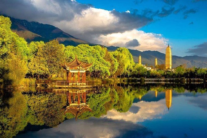 Kunming Private Day Tour to Dali City Highlights by Bullet Train