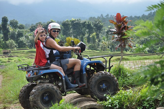 Bali Activity: Bali ATV Ride Adventure