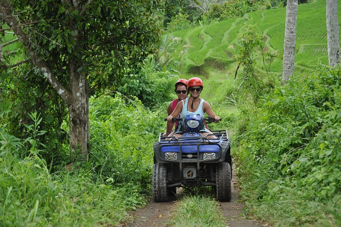 Bali Activity: Quad Bike and Bali Swing Packages
