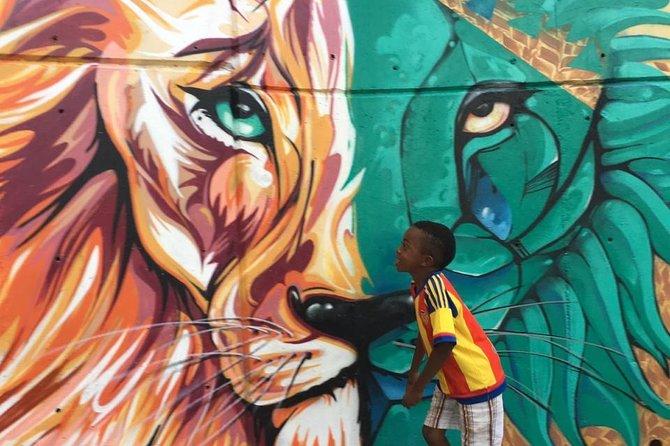 Graffiti Tour in Comuna 13 Medellín