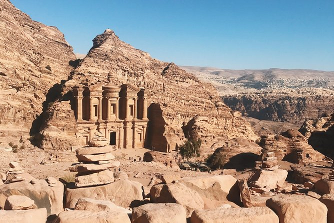 TRANSPORTATION & LAYOVER | FROM Amman | Mont Nebo & Madaba | DROP-OFF in Petra
